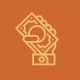Money Circle Icon